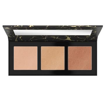 Catrice Luminice Highlight & Blush Glow paleta rozświetlaczy do twarzy 020 Feel Good 12.6g