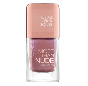 Catrice More Than Nude lakier do paznokci 13 To Be Continuded (10.5 ml)