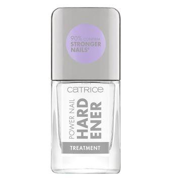 Catrice Power Nail Hardener Treatment odżywka wzmacniająca do paznokci (10.5 ml)