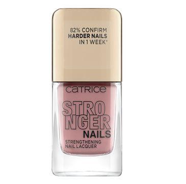 Catrice Stronger Nails Strengthening Nail Lacquer wzmacniający lakier do paznokci 05 Tough Cookie (10.5 ml)