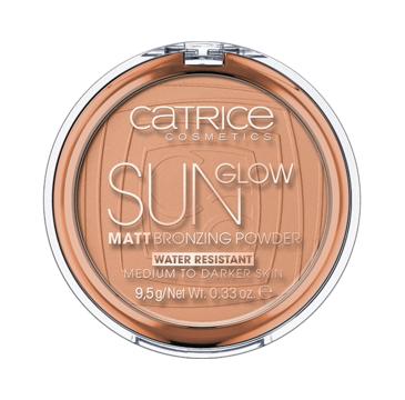 Catrice – Sun Glow Matt bronzer 035 (9.5 g)