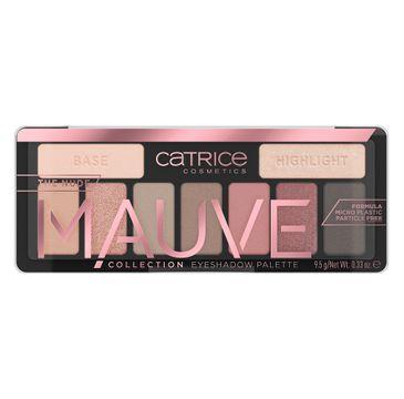 Catrice The Nude Mauve Collection Eyeshadow Palette paleta cieni do powiek 010 Glorious Rose (9.5 g)