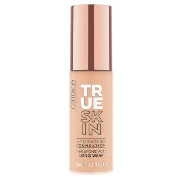 Catrice True Skin Hydrating Foundation nawilżający podkład do twarzy 015 Warm Vanilla (30 ml)