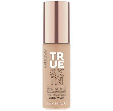Catrice True Skin Hydrating Foundation nawilżający podkład do twarzy 033 Cool Almond (30 ml)