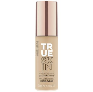 Catrice True Skin Hydrating Foundation nawilżający podkład do twarzy 039 Warm Olive (30 ml)