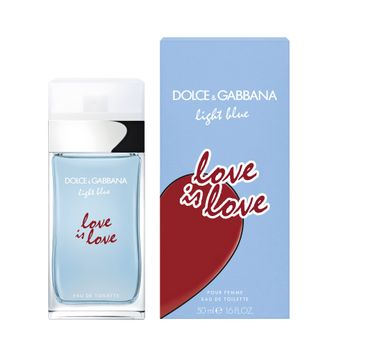 Dolce & Gabbana Light Blue Love Is Love Pour Femme – woda toaletowa spray (50 ml)