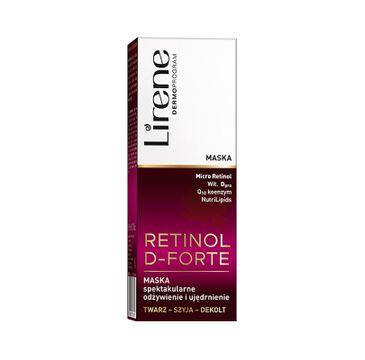 Lirene Retinol D-Forte maska (50 ml)