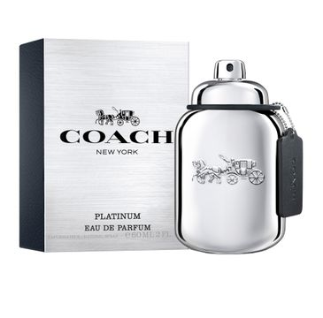 Coach Platinum – woda perfumowana spray (60 ml)