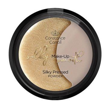 Constance Carroll – puder do twarzy Silky Smooth nr 02 (8 g)