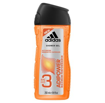 Adidas AdiPower Men żel pod prysznic 250ml