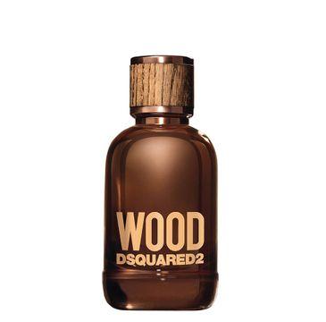 Dsquared2 Wood Pour Homme – woda toaletowa spray (50 ml)