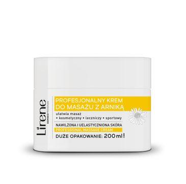 Lirene – Professional Massage Cream profesjonalny krem do masażu z arniką (200 ml)