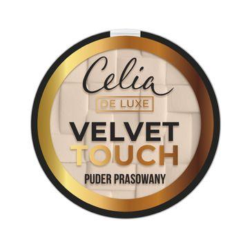 Celia – Puder Prasowany nr 101 Transparent Beige (1 szt.)