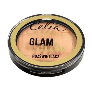 Celia – Rozświetlacz Glam Glow 106 Gold (9 g)