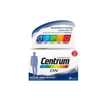 Centrum On witaminy i minerały dla mężczyzn suplement diety (30 tabletek)