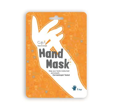 Cettua Hand Mask maska nawilżająca do suchych dłoni