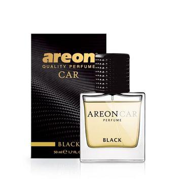 Areon Car Perfume Glass – perfumy do samochodu Black (50 ml)