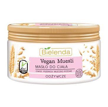 Bielenda Vegan Muesli (odżywcze masło do ciała 250 ml)