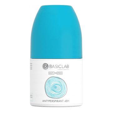 BasicLab Anti-Perspiris antyperspirant w kulce 48h (60 ml)