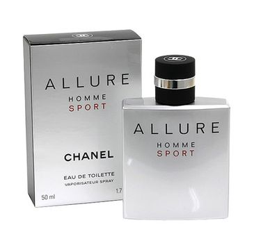 Chanel Allure Homme Sport woda toaletowa spray 50ml