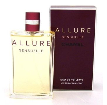 Chanel Allure Sensuelle woda toaletowa spray 100ml