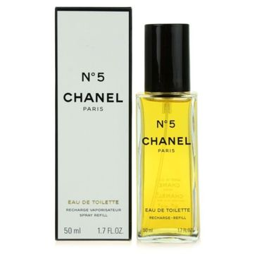 Chanel N5 woda toaletowa refill spray 50ml