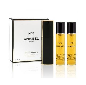 Chanel No 5 woda perfumowana spray 3x20ml