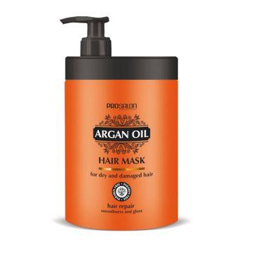 Chantal Prosalon Argan Oil Hair Mask maska do włosów z olejkiem arganowym 1000g