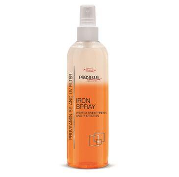 Chantal Prosalon Iron Spray dwufazowy płyn do prostowania włosów 200g
