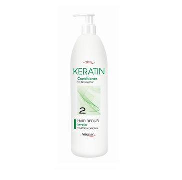 Chantal Prosalon Keratin Hair Repair Vitamin Complex Two-Phase Complex 2 Conditioner For Damaged Hair odżywka z keratyną do pielęgnacji włosów zniszczonych. suchych i matowych 1000g