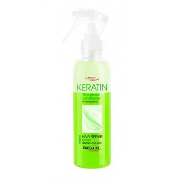 Chantal Prosalon Keratin Hair Repair Vitamin Complex Two-Phase Conditioner For Damaged Hair dwufazowa odżywka z keratyną do włosów 200g