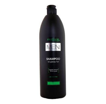 Chantal Prosalon Men Shampoo For Greasy Hair szampon do włosów przetłuszczających się 1000g