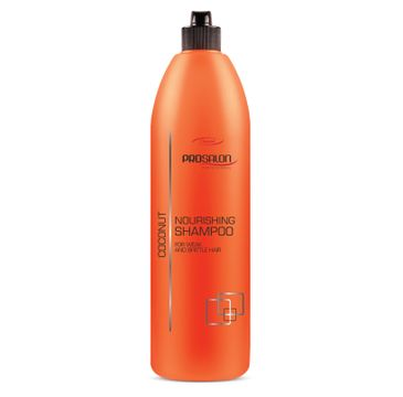 Chantal Prosalon Nourishing Shampoo For Weak And Brittle Hair szampon odżywczy Kokos 1000g