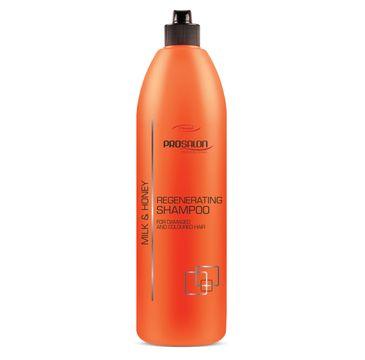 Chantal Prosalon Regenerating Shampoo For Damaged And Coloured Hair szampon regenerujący do włosów Mleko & Miód 1000g