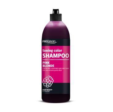 Chantal Prosalon Toning Color Shampoo szampon tonujący kolor Pink Blonde (500 g)