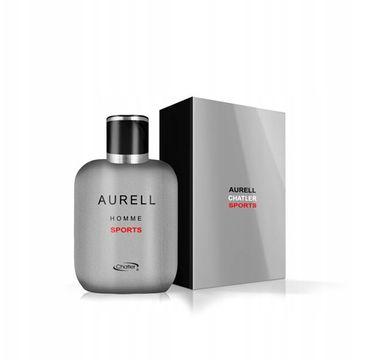 Chatler Aurell Homme Sports woda perfumowana spray (100 ml)