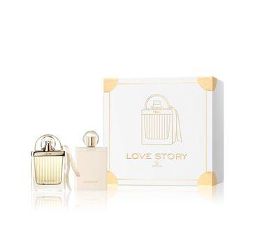 Chloe Love Story zestaw woda perfumowana 50ml + balsam do ciała 100ml