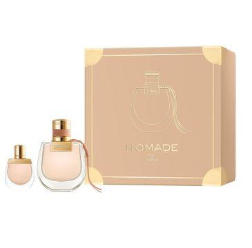 Chloe Nomade zestaw woda perfumowana spray 50ml + woda perfumowana spray 20ml