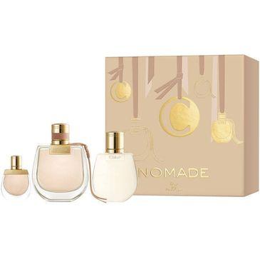 Chloe – Nomade zestaw woda perfumowana spray 75ml + balsam do ciała 100ml + miniatura wody perfumowanej 5ml (1 szt.)