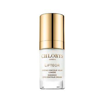 Chlorys Lifteor Illuminating Eye Contour Cream rozświetlający krem pod oczy do skóry dojrzałej 15ml