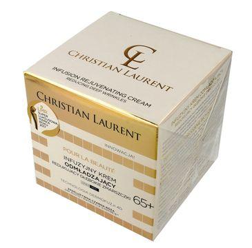 Christian Laurent 65+ Infuzyjny krem odmładzający redukujący zmarszczki na dzień i noc 50 ml
