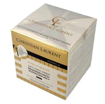 Christian Laurent aktywny krem regenerująco-wzmacniający na noc 50 ml