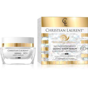 Christian Laurent Botulin Revolution 60+ Skoncentrowany Dermo Krem-serum radykalnie ujędrniający  na dzień i noc (50 ml)