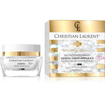 Christian Laurent Botulin Revolution 70+ Skoncentrowany Dermo Krem-Ampułka rewitalizująco-naprawczy na dzień i noc (50 ml)