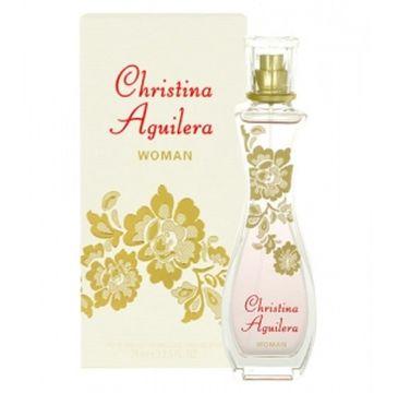 Christina Aguilera Woman woda perfumowana spray 75ml