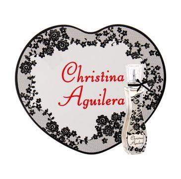 Christina Aguilera zestaw prezentowy woda perfumowana spray 30ml + pudełko prezentowe