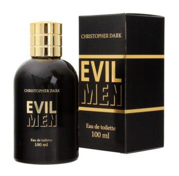 Christopher Dark – Men Evil Men Woda toaletowa (100 ml)