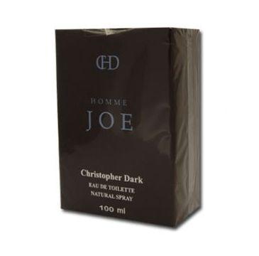 Christopher Dark Men Joe woda toaletowa męska 100 ml