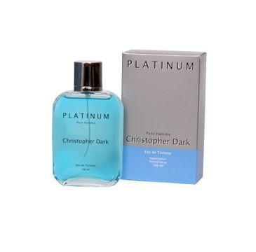 Christopher Dark Men Platinum woda toaletowa męska 100 ml