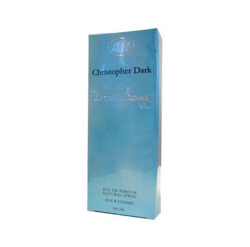 Christopher Dark Woman Dominikana Blue woda perfumowana 100 ml